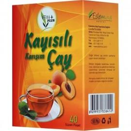 Elit Kayısılı Karışım Çay (60 gr)