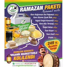Ramazan Paketi (Normal Aile)